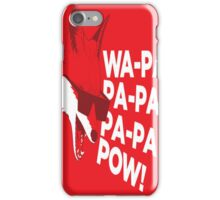 What does the fox say iPhone Case/Skin