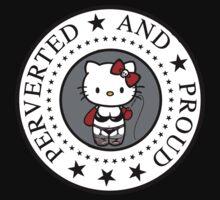 Hello Perverted Kitty by tshirtsfunny