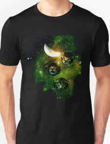 three cosmic kittens T-Shirt
