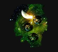 three cosmic kittens Unisex T-Shirt