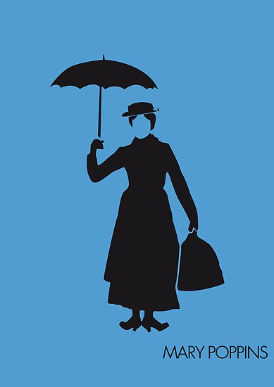 Mary poppins by the-minimalist