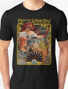 Mucha - Bicuits LeFevre-Utile T-Shirt