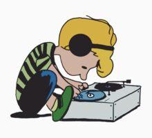 DJ Linus by tshirtsfunny