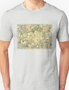 Mucha - Flowers T-Shirt