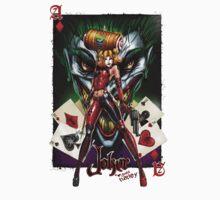 Joker and Harley Quinn by tshirtsfunny