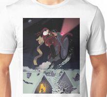 Santa's Hog Unisex T-Shirt