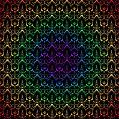Cindi Lace Rainbow by Amy-Elyse Neer