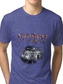 WHO is the Doctor? Tri-blend T-Shirt