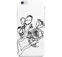 Roses and rosebuds iPhone Case/Skin