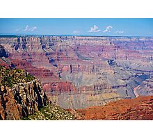 Grand Canyon Study 3  Photographic Print