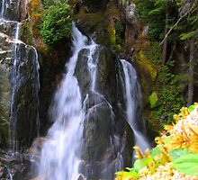 Crooked Falls, near Squamish, BC, CAN by ravenartistry