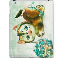 Kitty Mischief iPad Case/Skin