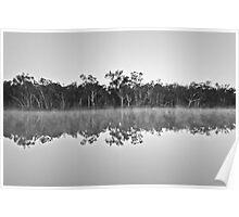 Mistic River Poster