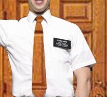 MormonBreakingBad Sticker