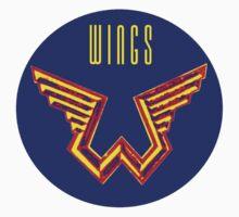 Wings Logo by Kanagie