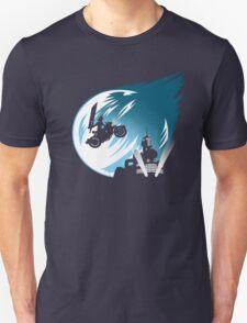 Meteor Over Midgar Unisex T-Shirt