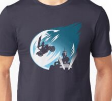 Meteor Over Midgar Unisex T-Shirt