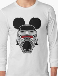 Kylo Mouse Long Sleeve T-Shirt