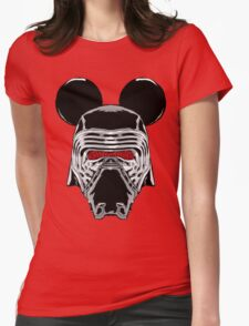 Kylo Mouse Womens Fitted T-Shirt