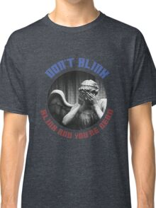 The Weeping Angel Tee  Classic T-Shirt