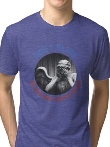The Weeping Angel Tee  Tri-blend T-Shirt