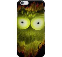 Green Splotchy iPhone Case/Skin