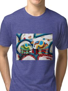 Elephant Pinatas Tri-blend T-Shirt
