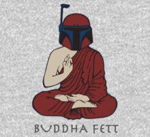 Buddha Fett by tshirtsfunny