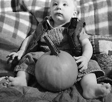 Pumpkin Boy by Danielle LaBerge