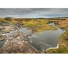Hopkins River valley Photographic Print