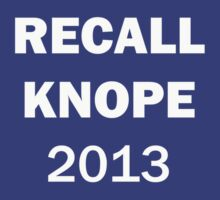 Recall Knope 2013 by HighDesign