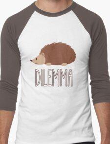 hedgehog's dilemma Men's Baseball ¾ T-Shirt