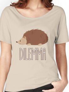 hedgehog's dilemma Women's Relaxed Fit T-Shirt