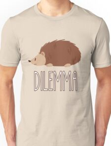 hedgehog's dilemma Unisex T-Shirt