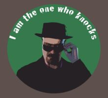 Heisenberg - I am the one who knocks by tshirtsfunny