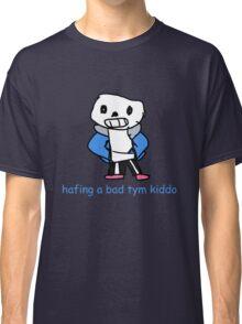 Sans the Skeleton Classic T-Shirt
