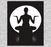I love heart yoga by TanyaTracco