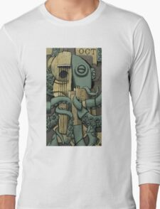 Georges Braquetopus Long Sleeve T-Shirt