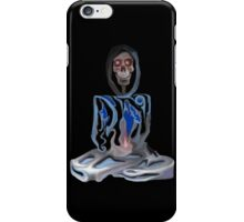 Meditating  iPhone Case/Skin