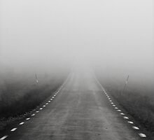 The road to nowhere... by Mark Williams