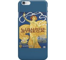 Liquore Strega iPhone Case/Skin