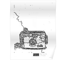 LINE camera 14 : Dove Camera Poster