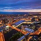 Stunning Melbourne by Ray Warren