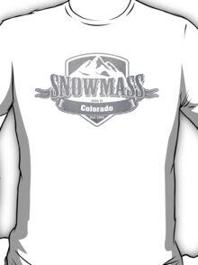 Snowmass Colorado Ski Resort T-Shirt
