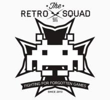 The Retro Squad - Emblem 1 T-Shirt
