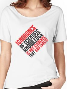 Ignorance Women's Relaxed Fit T-Shirt