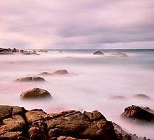 Eddystone Point North East Tasmania by Imi Koetz