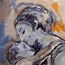Mother and Son by James Kearns