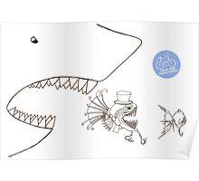 Bigger Fish From A 1995 Idea Poster