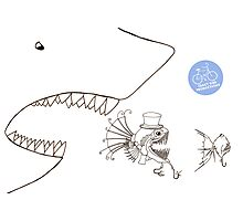 Bigger Fish From A 1995 Idea Photographic Print